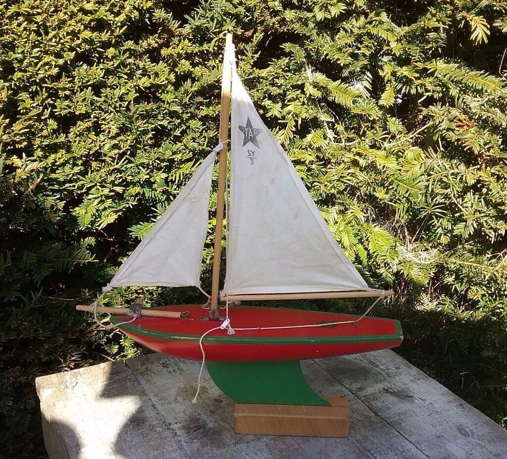 Vintage 1950's Star Yacht SY3
