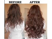 Insured & Trained hair extensions