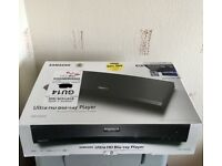 Samsund 3D blue player with smart tv function
