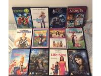 Children's, Disney and family films DVD bundle