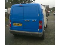 Ford Transit Connect Van for sale. Good running order