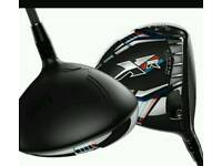*WANTED Callaway XR Driver and/or Hybrids