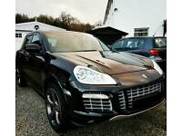 Porsche cayenne 4.8 turbo tiptronic s and 5dr poss swap/px