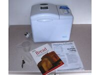Morphy Richards Breadmaker.