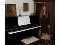 Piano Teacher/Lessons