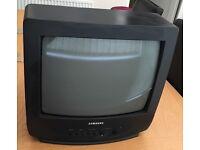 Old fashioned Samsung TV Vintage!!!