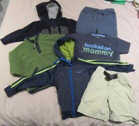Mixed Bundle Of Boys clothing size 3 - 4 Brand Names
