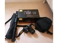 Nikon D3300 digital SLR camera 18-55mm kit