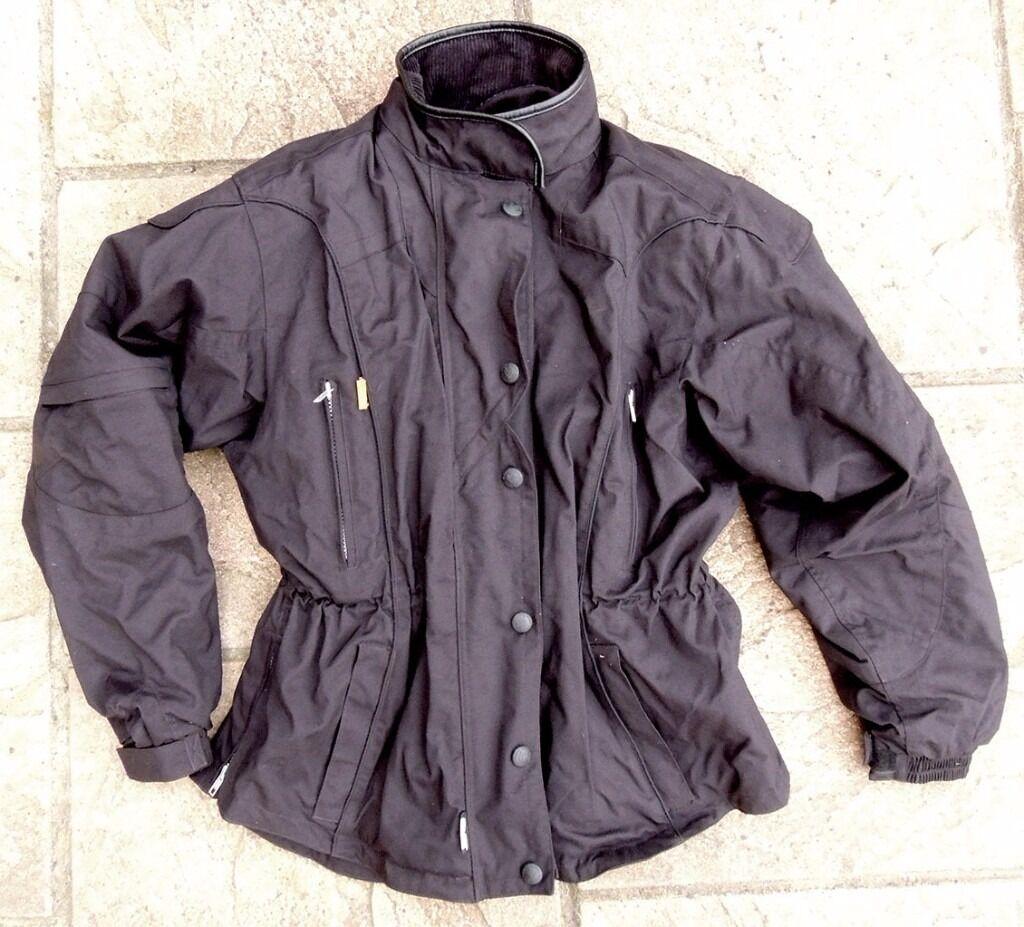Motorcycle Motorbike Jacket size 12-14