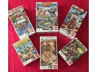 Lego Games x 6 All Unopened