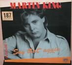 12'' Synth-Pop Martin King – Say That Again