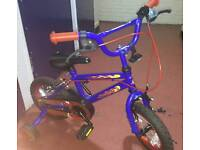 Boys dragon bike