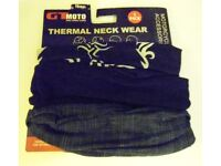 Unisex GT Moto THERMAL Motorcycle Neckwear. 2 Pack - One size