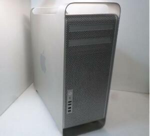Parts-Only! Apple Mac Pro A1186 Macpro3,1 2x E5462 Quad-Core 2.8GHz 8GB RAM 1TB HDD