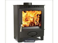 Eco burn 7 wide screen stove