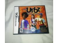 Nintendo ds Games the Urbz