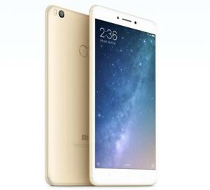 "Xiaomi MI Max 2 Dual Sim 64Gb, 6.44"" Black/Gold - Factory Unlocked - Brand New! Selad Box!"