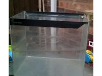 2ftx18 fish tank for sale with lid, filter and accessories price negotiable
