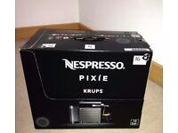 Coffee machine Nespresso titanium