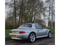 Bmw z3 2.8i widebody convertible !! Extended leather and hardtop !! 48k !! Similar 2.8 3.0i 3.0 2.2i