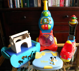 Toddlers toy bundle – used