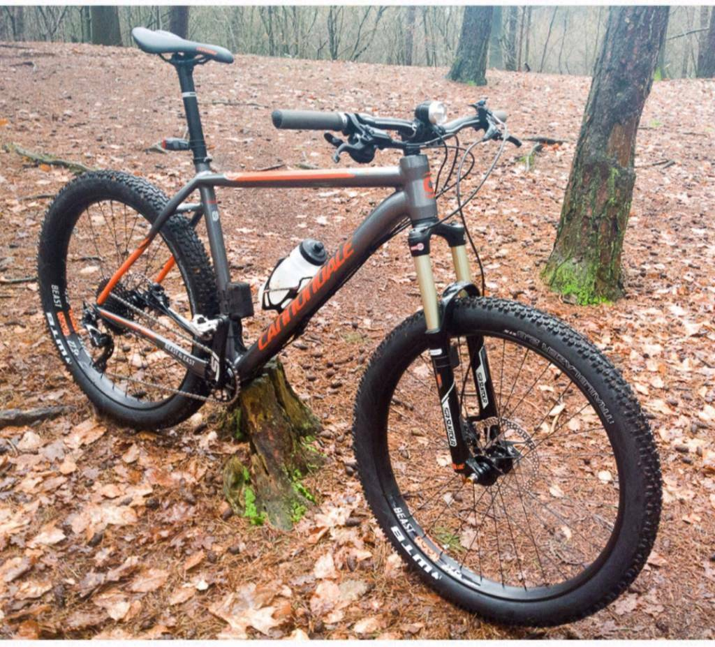 cc338e1a0c6 Cannondale Beast of the east 3 mountain bike Cost £1300 | in ...