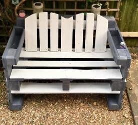 Home&Garden furniture with euro-pallets