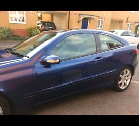 Mercedes-Benz C CLASS COUPE IN GOOD CONDITION