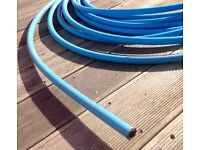 PE Waterline cold water pipe 20mm Dia. x approx 25m for mains water