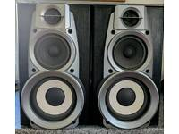Technics SB-DV290 speakers
