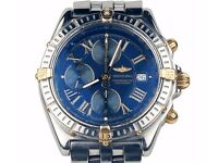 [WATCHR CERTIFIED] - Breitling Crosswind Watch Ref.: B13355