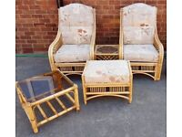 Conservatory furniture in great condition