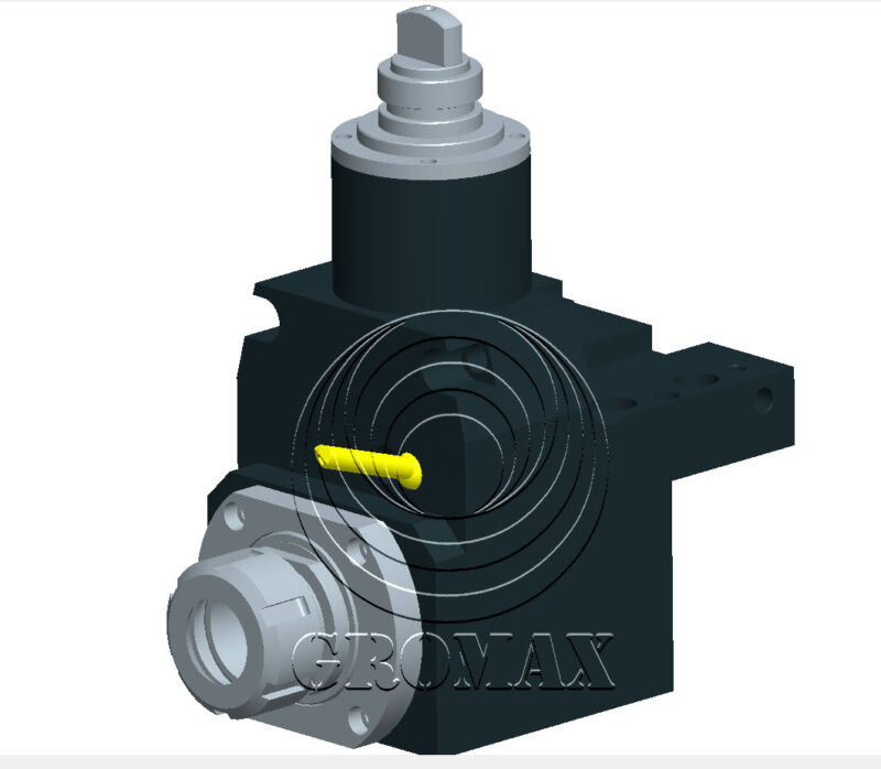 E250-32114k Mori Seiki Df Type Er32 Holder Internal Coolant