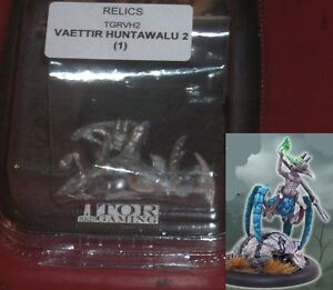 Relics-TGRVH2-The-Vaettir-Huntawalu-2-1-28mm-Miniature-Chaos-Demon-Sorcerer