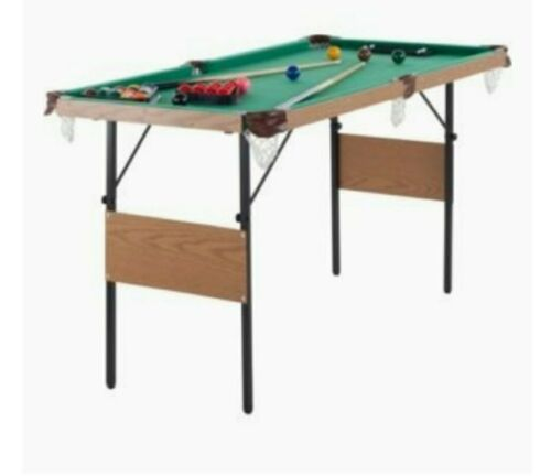 Kids Junior Snooker Pool Table and Accessories Christmas