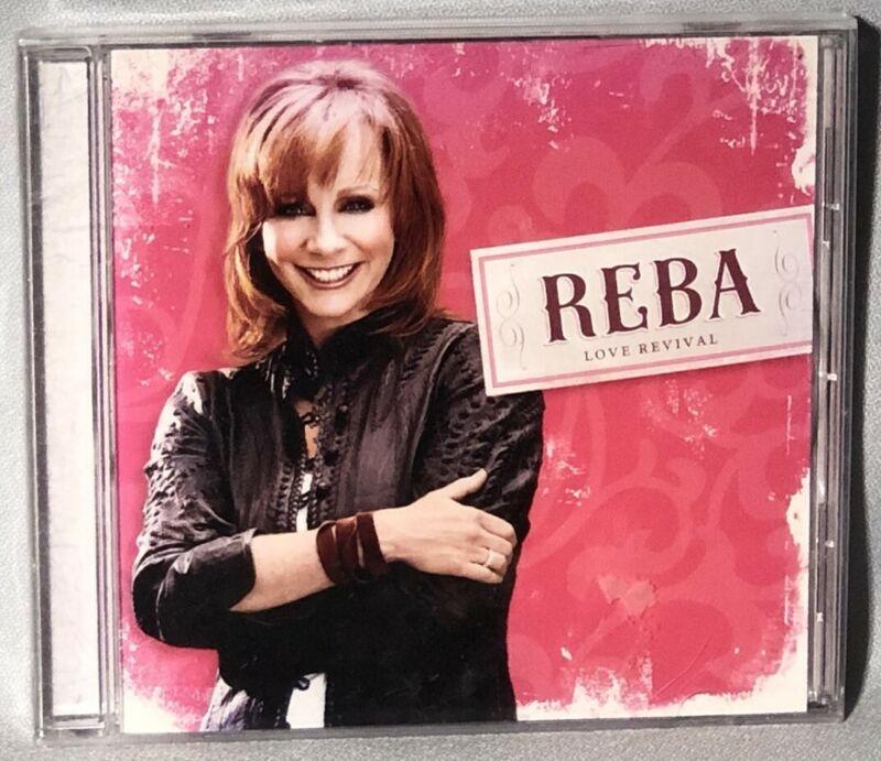 Cd Reba Mcentire Love Revival (mca, 2008) New Mint Sealed