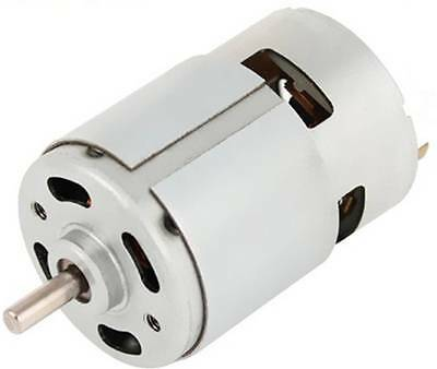 New 12v Dc Motor - Rs775rs770 Johnson 150w High Power 5mm Shaft 20000rpm - Usa