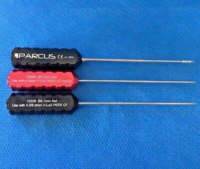 Parcus Medical Arthroscopic Instruments Punchtapawls Surgical Orthopedic