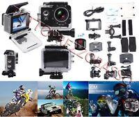 Fotocamera Videocamera Digitale Subacquea Foto Video Camera Full Hd Dv Wifi 4k -  - ebay.it