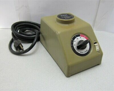Nikon Lamp Transformer For Microscope 6v.30va