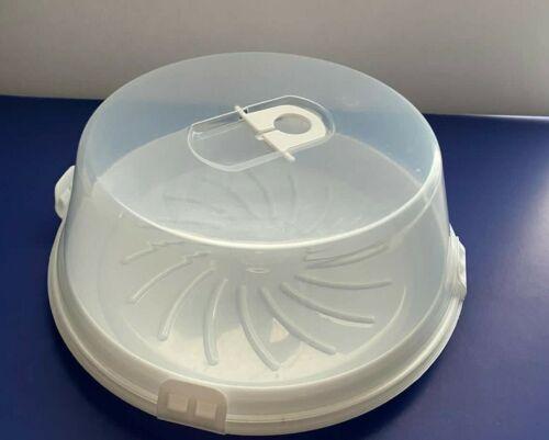Cake Carrier-Secure Food Storage Plastic