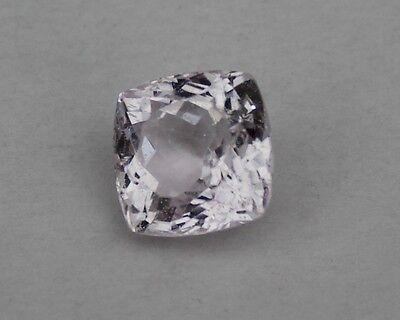 Kunzite  Faceted Gemstone    17 cts