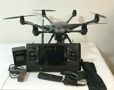 Yuneec Typhoon H Surveillance Video Hexacopter Drone w/ Accessories