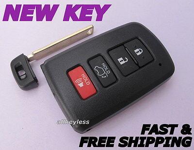 Unlocked TOYOTA HIGHLANDER smart key keyless entry remote fob HYQ14FBA 2110 AG