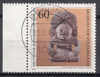 Berlin 1984 Mi. Nr. 710 mit Rand Gestempelt (24734)