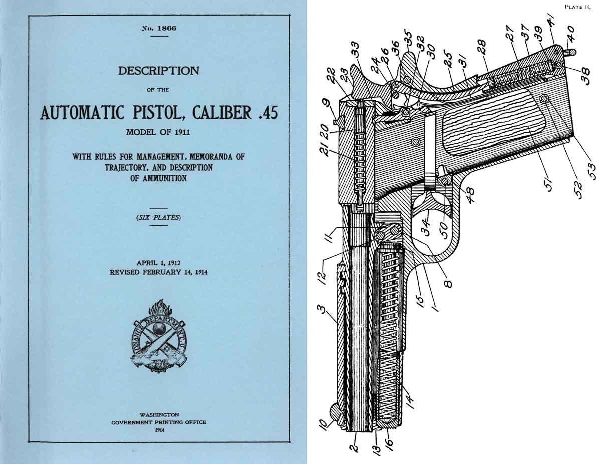 3400+ Gun Manuals Gunsmith Rifle Carbine Pistol Revolver Shotgun Firearm on DVD