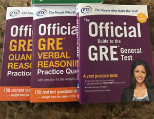 Official guide to the GRE - ETS