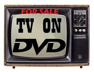 Sell TV on DVD On eBay