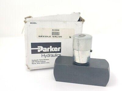 Parker N1220s Needle Valve