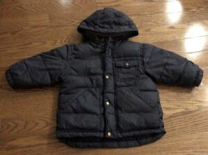 Gap 18-24m winter coat & snow / winter suit